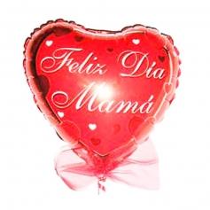 Globo Feliz dia de la madre