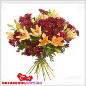 Ramo de Flores Lilium
