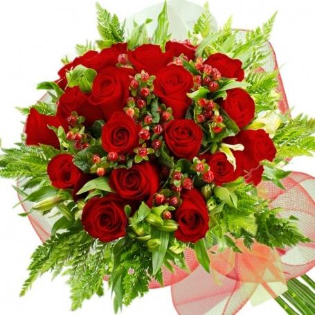 Ramo 20 Rosas Rojas