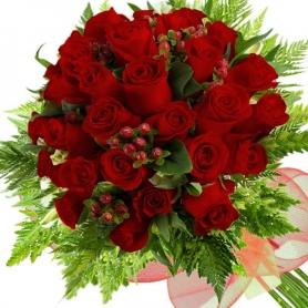 Ramo 26 Rosas Rojas