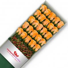Cajas de Rosas Damasco